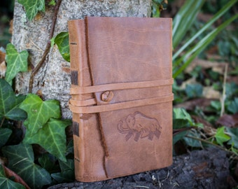 Mammoth Leather Journal