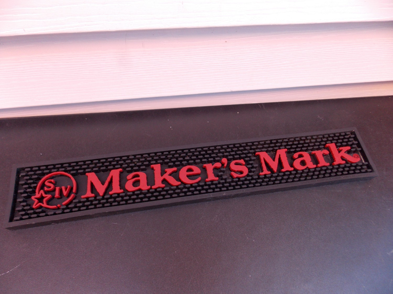 Maker S Mark Makers Mark Rubber Bar Rail Mat Haute Juice