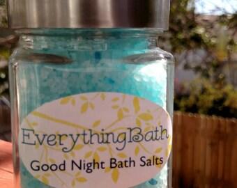 Good Night Bath Salts