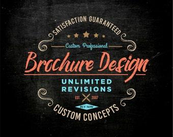 Brochures, Brochure Design Service, Business Brochure, Custom Brochure Design