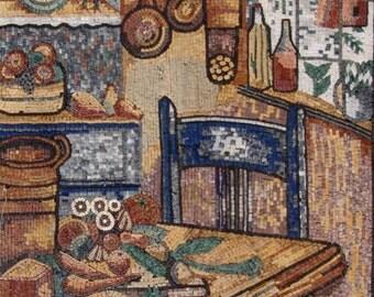 Mosaic Designs- Vintage Cucina