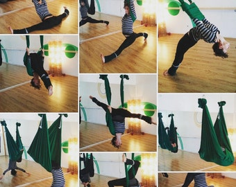 Aerial Yoga & Fitness Hammock