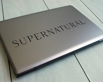 Supernatural decal