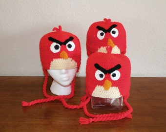 Angry Bird Hats, Children's/Adult