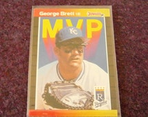 George Brett Donruss 1989 Baseball Card Mint BC7 MLB