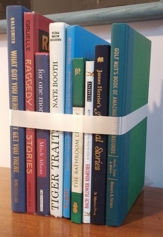 Bathroom reading instant library decor by vintageinspirednow Bathroom design pictures books