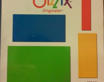 Sizzix Originals Rectangles Die