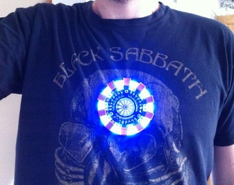 ARC REACTOR MK1 Professional Wearable Replica Halloween iron man Costume Prop