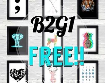 B2G1 Free Sale!