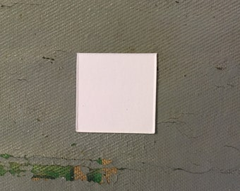"""1"""" Square For English Paper Piecing Shapes by All Quilty Choose Package Size"""