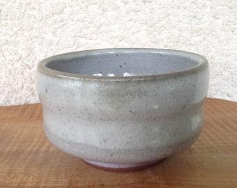 Matcha Chawan / Soda Fired Tea Bowl / Cereal Soup Bowl
