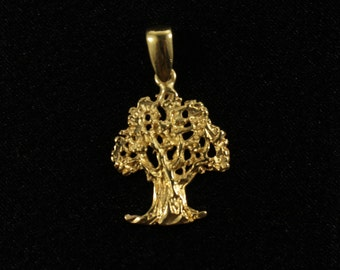 Tree Of Life pendant 18KT Gold Filled