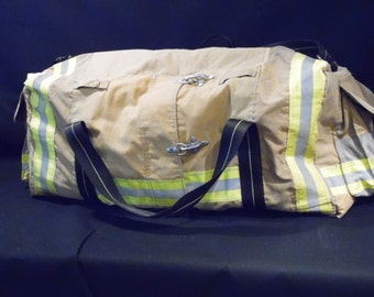 Code 3 Turnout Gear Bag - Oversize Duffel to hold all your gear!