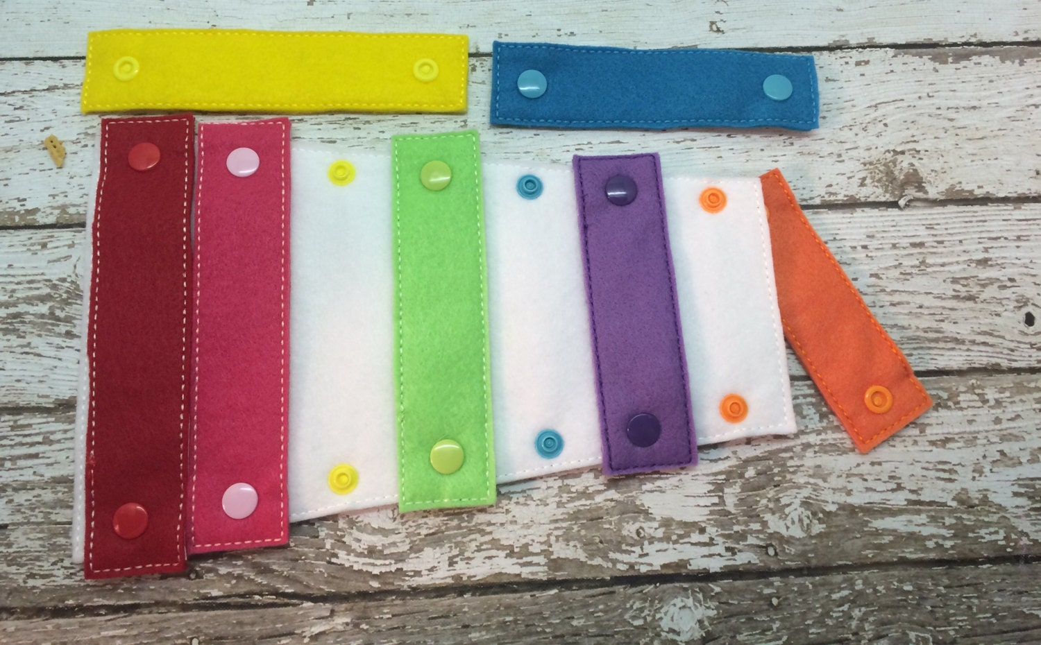 Color Matching Fine Motor Xylophone Board, quiet game, busy bag ...