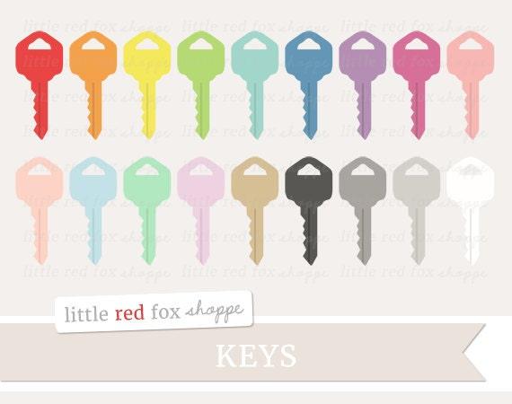 House Key Clipart Moving Clip Art Door Key Skeleton Vintage