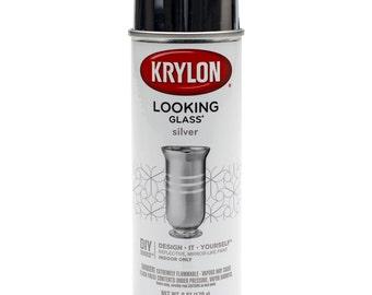Krylon Looking Glass Mirror-Like Paint 6oz