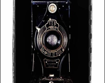 Vintage Camera Photo, antique camera photo, Kodak Camera photo, vintage art, camera photo, home decor, brown, black, camera, antique camera