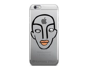 Alien Face iPhone Case, Iphone 6/s Case, Tumblr iPhone Case, Hipster Iphone Case, Iphone 6 Case