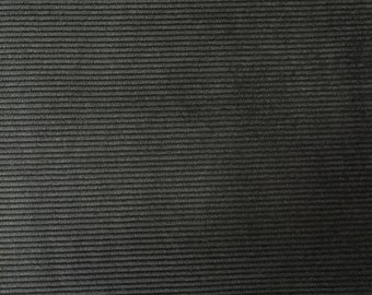 Navy Corduroy Upholstery