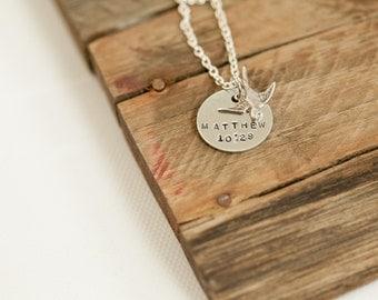 Sparrow Necklace
