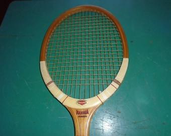 Old Maxima Torneo Tennis racket