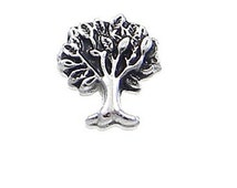Tree of life family tree Stainless steel Floating charm for glass living memory lockets charm pendant/Tree of life locket charm/family tree