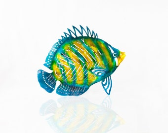Aluminum Butterfly Fish