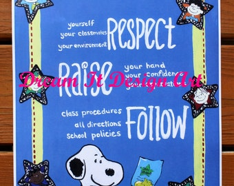 Snoopy Class Rules