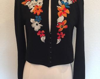 Vintage Jacket Bolero