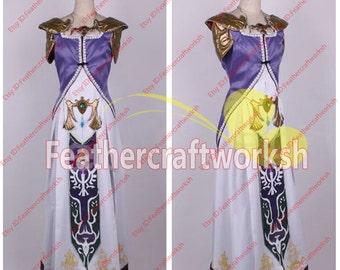 The legend of zelda princess zelda costume
