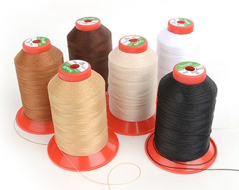 Serafil - Basic Color No.10 or 20 Threads, Basic Color,(12 color available),Produced by Amann, Germany -MLT-P00000VZ