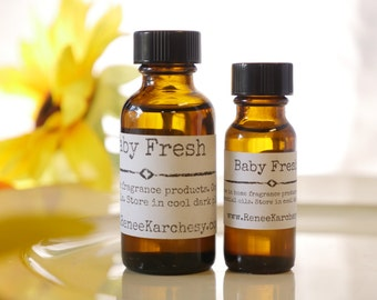 Baby Fresh Essential Oil Fragrance 1oz
