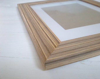 Picture frame A3 Photo frame A3 modern frame 30x42 cm Rustic photo frame cottage chic frame wood frame CHOOSE Colour RusticFrameShop