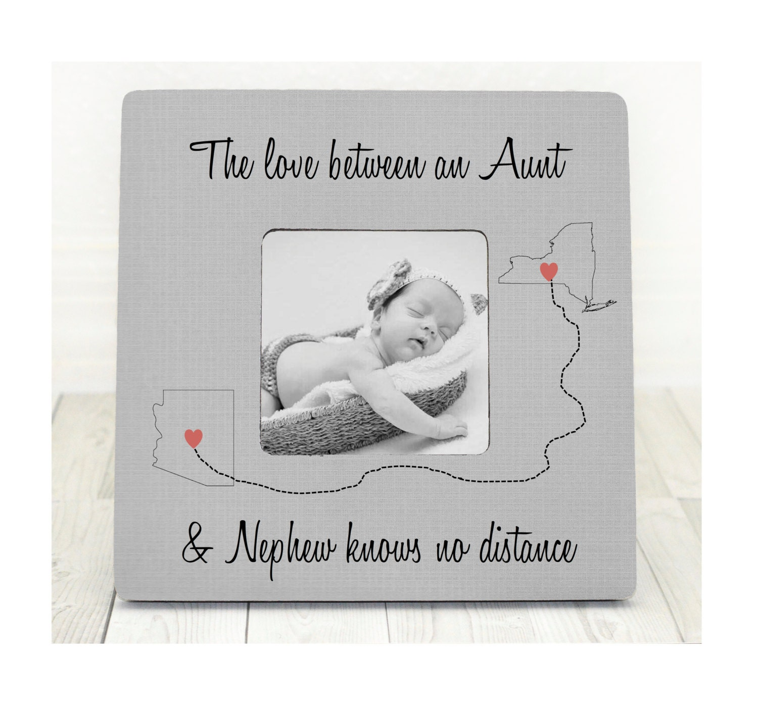 Christmas Gifts For Nephew And Niece: Mothers Day Gift Aunt Nephew Auntie Gift Personalized