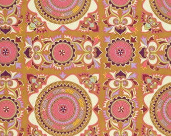 NEW PRICE! Dream Weaver by Amy Butler PWAB154.LINEN, Morrocan Tiles, Medallions