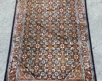 "3'x5'5"" Vintage Persian Rug"