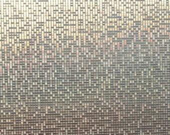 Decorative Mosaic Glass Window Film