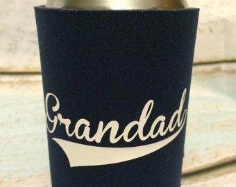 Grandad Drink Can Cooler Stubby Holder