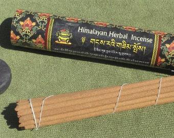 Hmalayan Herbal Incense Stick