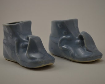 Baby Shoe Planters