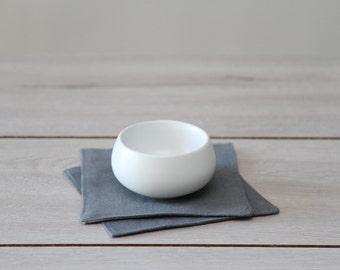 Linen Coasters - Set of six (more colours)