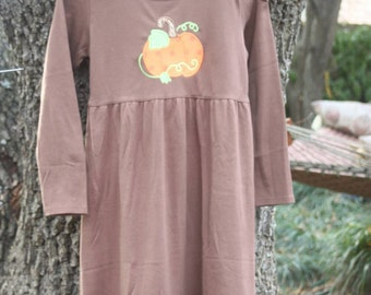 Personalized Applique Turkey Ruffle Shirt