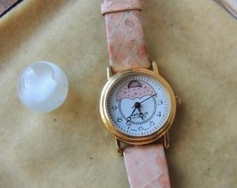 Vintage Watch It Quartz Watch
