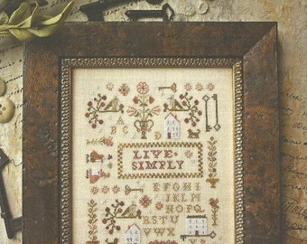 "WITH THY NEEDLE & Thread | ""Live Simply"" 