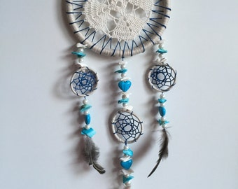 Dreamcatcher Wall Hanging Feathers