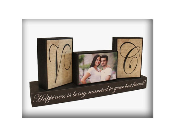 Wedding Gift For A Couple: Personalized Unique Wedding Gift For Couples By TimelessNotion