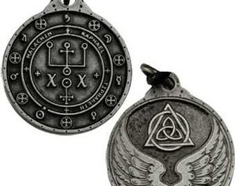 Raphael Archangel Amulet