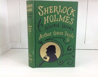 Sherlock Holmes Selected Stories Folio Society Edition Arthur Conan Doyle