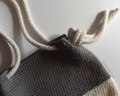 Crochet Pattern - Bryce Crochet Bag/Purse by Lakeside Loops (includes Adult & Child size)