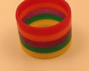 Acrylic ring